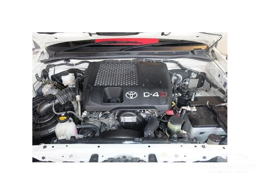 2014 Toyota Fortuner TRD SUV