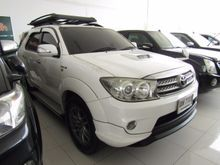 2009 Toyota Fortuner (ปี 08-11) TRD 3.0 AT SUV