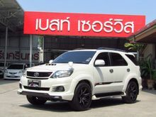 2015 Toyota Fortuner (ปี 12-15) TRD 3.0 AT SUV