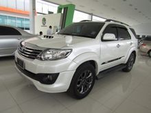 2013 Toyota Fortuner (ปี 12-15) TRD 3.0 AT SUV