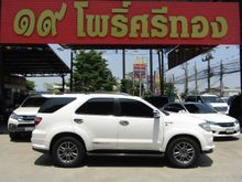 2011 Toyota Fortuner (ปี 08-11) TRD 3.0 AT SUV