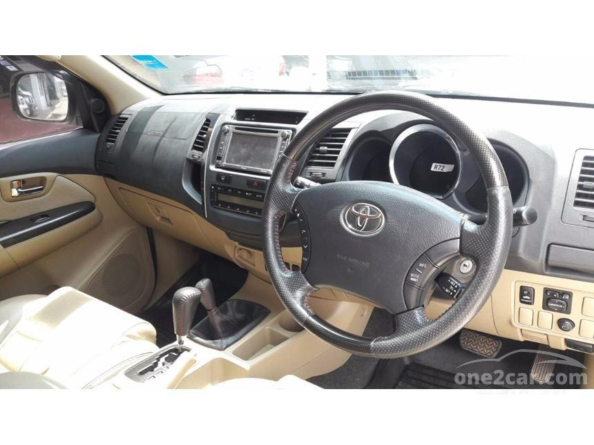 2011 Toyota Fortuner TRD SUV