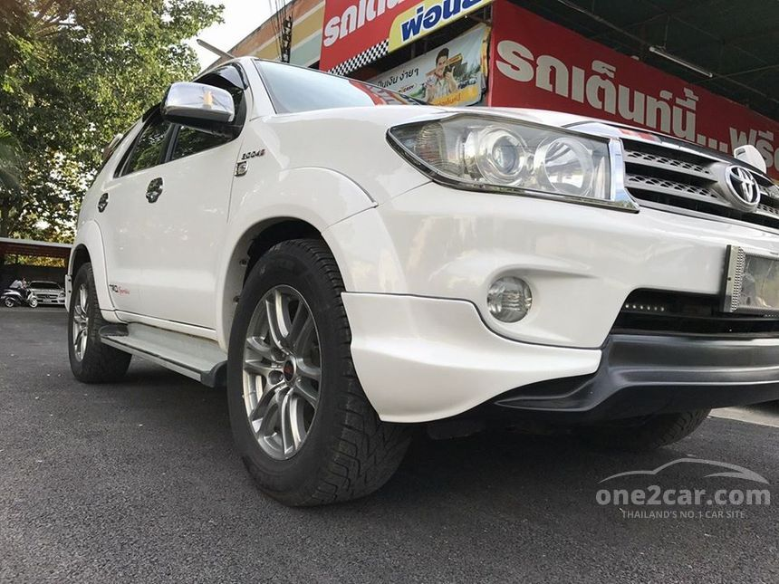 2010 Toyota Fortuner TRD SUV