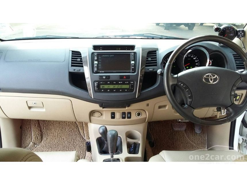 2009 Toyota Fortuner TRD SUV