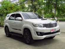 2014 Toyota Fortuner (ปี 12-15) TRD 3.0 AT SUV