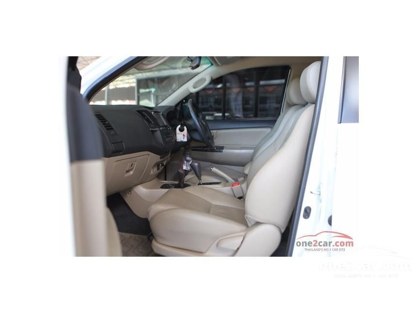 2012 Toyota Fortuner TRD SUV