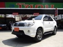 2012 Toyota Fortuner (ปี 08-11) TRD 3.0 AT Wagon