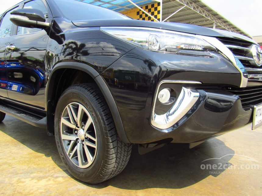 2015 Toyota Fortuner V 4WD Wagon
