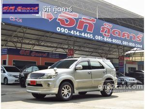 2007 Toyota Fortuner 2.7 (ปี 04-08) V SUV AT