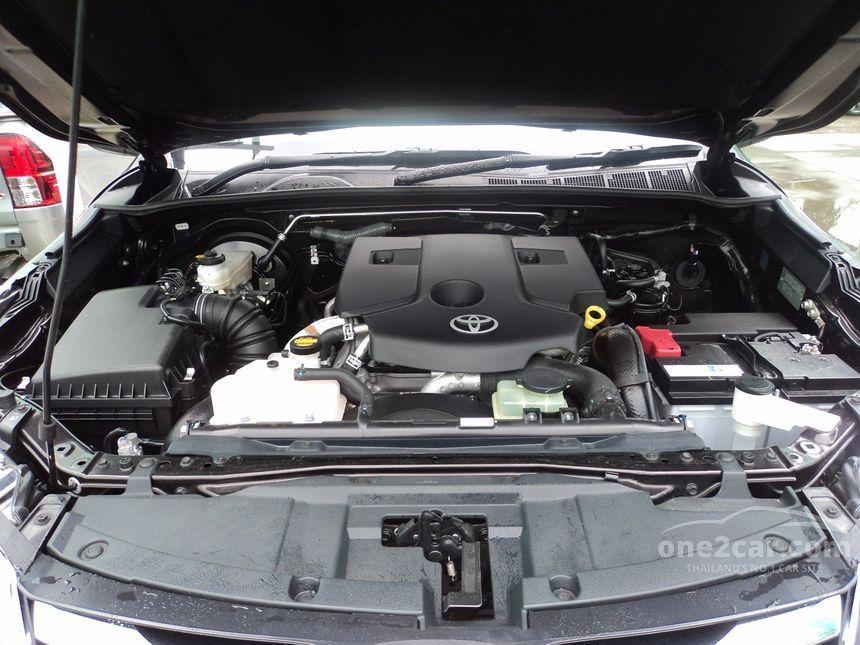 2015 Toyota Fortuner V SUV