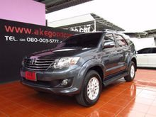 2012 Toyota Fortuner (ปี 12-15) V 2.7 AT SUV
