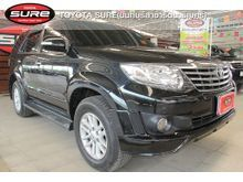 2015 Toyota Fortuner (ปี 12-15) V 2.7 AT SUV