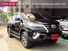 2015 Toyota Fortuner (ปี 15-18) V 2.7 AT SUV