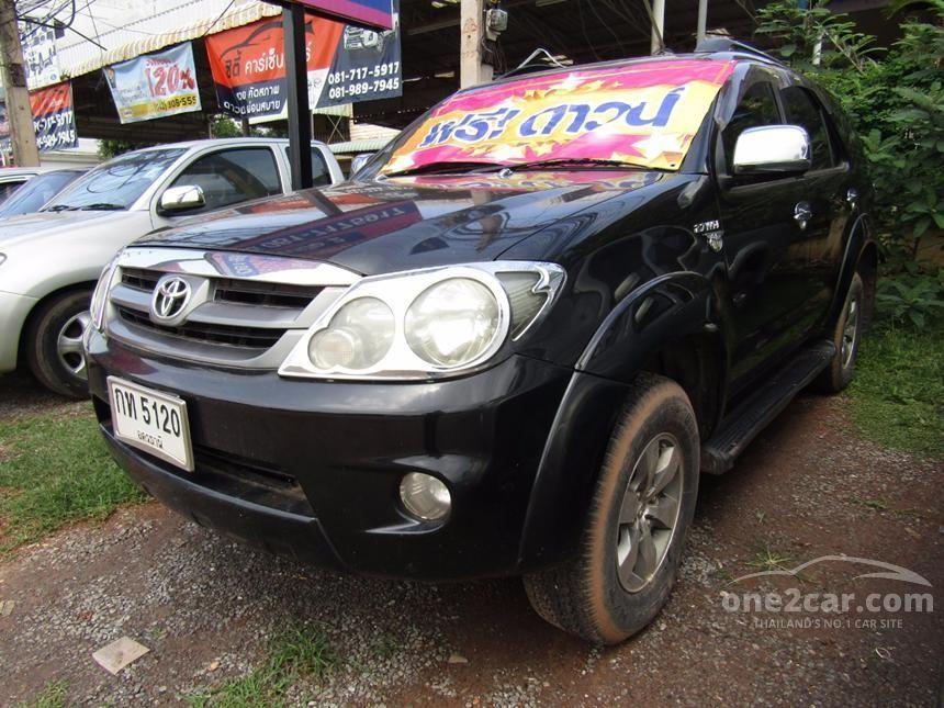 2005 Toyota Fortuner V SUV