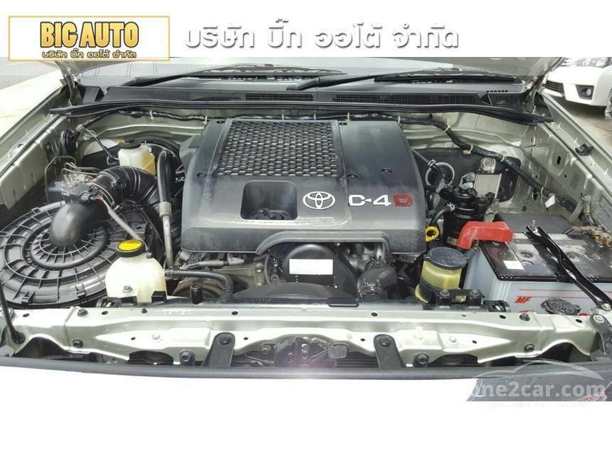 2010 Toyota Fortuner V SUV