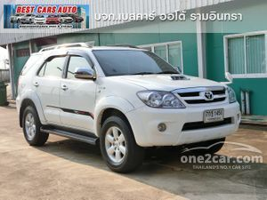 2006 Toyota Fortuner 3.0 (ปี 04-08) V SUV AT