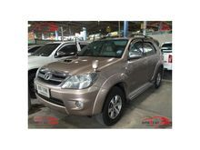 2006 Toyota Fortuner (ปี 04-08) V 3.0 AT SUV