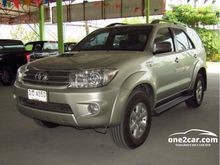 2011 Toyota Fortuner (ปี 08-11) V 3.0 AT SUV