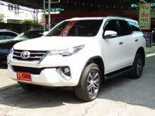 2017 Toyota Fortuner V 2.4 AT SUV