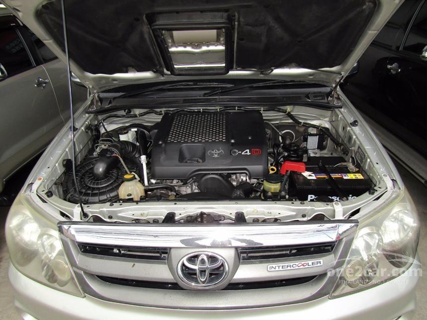 2007 Toyota Fortuner V SUV