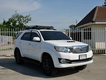 2014 Toyota Fortuner (ปี 12-15) V 2.5 AT SUV
