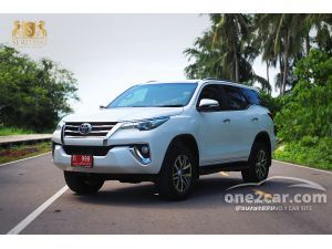 2017 Toyota Fortuner 2.8 (ปี 15-18) V SUV AT