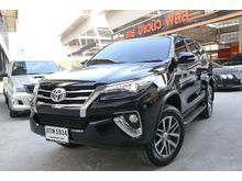 2017 Toyota Fortuner V 2.8 AT SUV