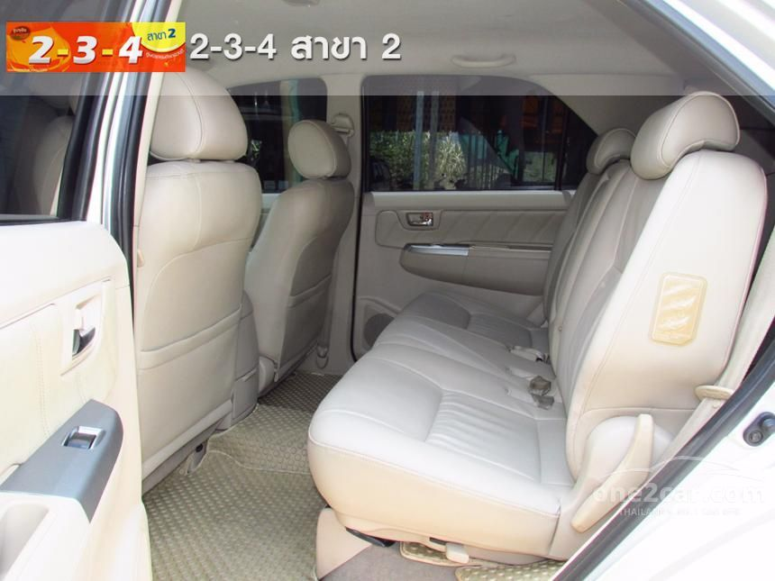 2006 Toyota Fortuner V SUV