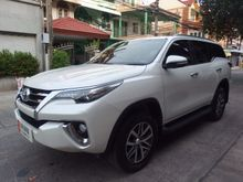 2016 Toyota Fortuner (ปี 15-18) V 2.4 AT SUV