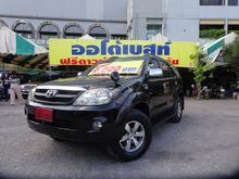 2008 Toyota Fortuner (ปี 04-08) V 2.7 AT SUV