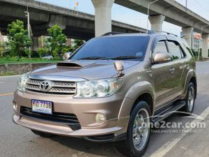 2005 Toyota Fortuner 3.0 (ปี 04-08) V SUV AT