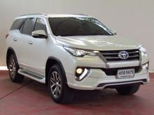 2016 Toyota Fortuner (ปี 15-18) V 2.8 AT SUV