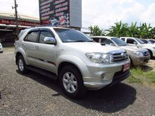 2010 Toyota Fortuner (ปี 08-11) V 3.0 AT SUV