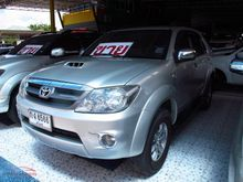 2005 Toyota Fortuner (ปี 04-08) V 3.0 AT SUV