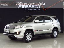 2011 Toyota Fortuner (ปี 12-15) V 3.0 AT SUV