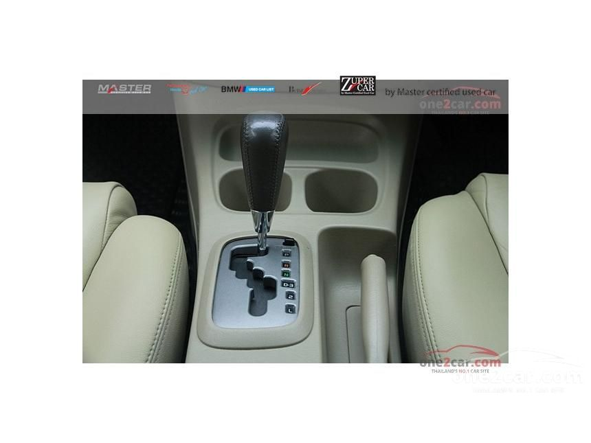 2009 Toyota Fortuner V SUV