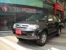 2006 Toyota Fortuner (ปี 04-08) V 2.7 AT SUV