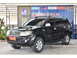 2009 Toyota Fortuner 3.0 (ปี 08-11) V SUV AT