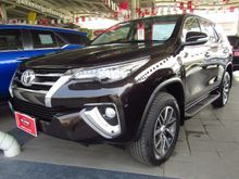 2015 Toyota Fortuner (ปี 15-18) V 2.8 AT Wagon