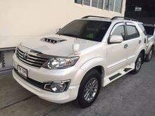 2012 Toyota Fortuner (ปี 08-11) V 3.0 AT Wagon