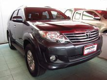 2011 Toyota Fortuner (ปี 12-15) V 2.7 AT Wagon