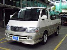 2002 Toyota Grand Wagon 2.4 MT Van