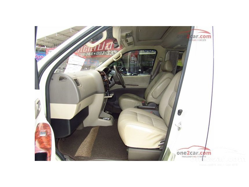 1998 Toyota Granvia V6 MPV