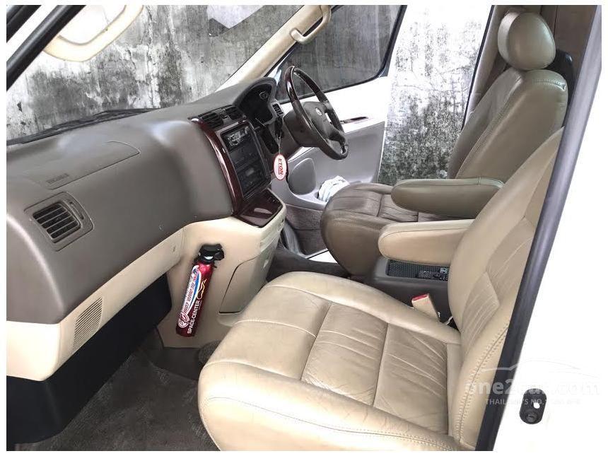 2000 Toyota Granvia V6 MPV