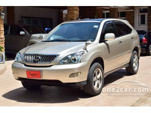 2008 Toyota HARRIER 2.4 (ปี 03-13) 240G Wagon AT