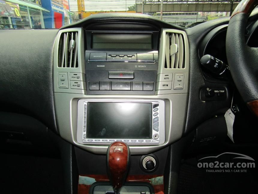 2006 Toyota Harrier 240G Wagon