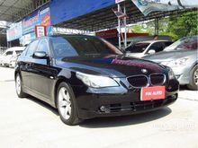 2007 BMW 520d E60 (ปี 03-10) 2.0 AT Sedan