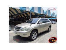 2006 Toyota Harrier (ปี 03-13) 240G 2.4 AT Wagon