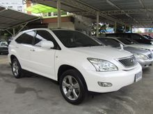 2008 Toyota HARRIER (ปี 03-13) 240G 2.4 AT Wagon