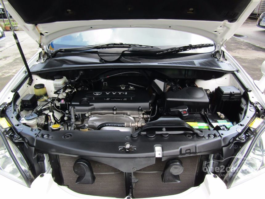 2007 Toyota HARRIER 240G Wagon